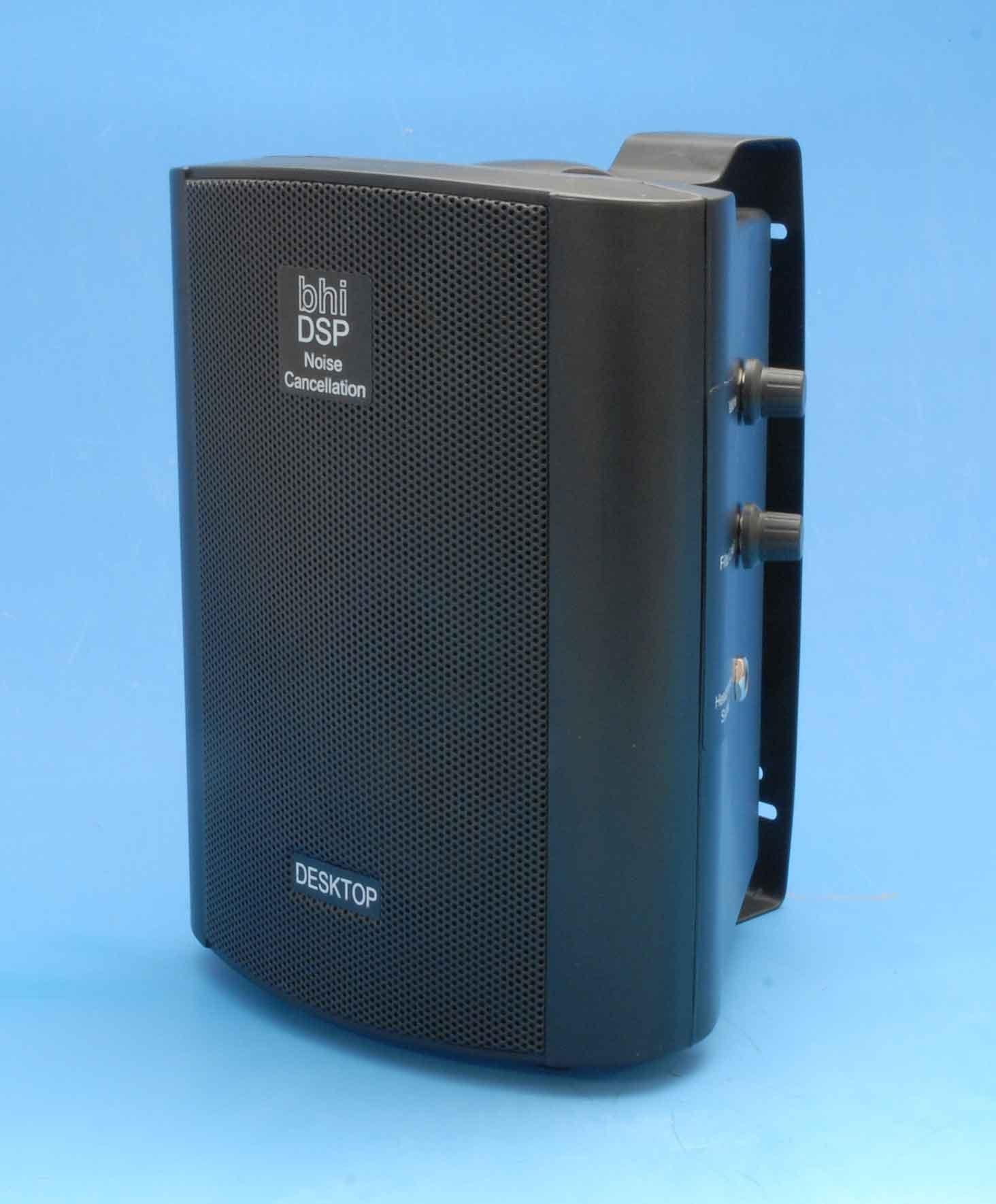 DESKTOP 10 watt DSP noise cancelling base station speaker ...