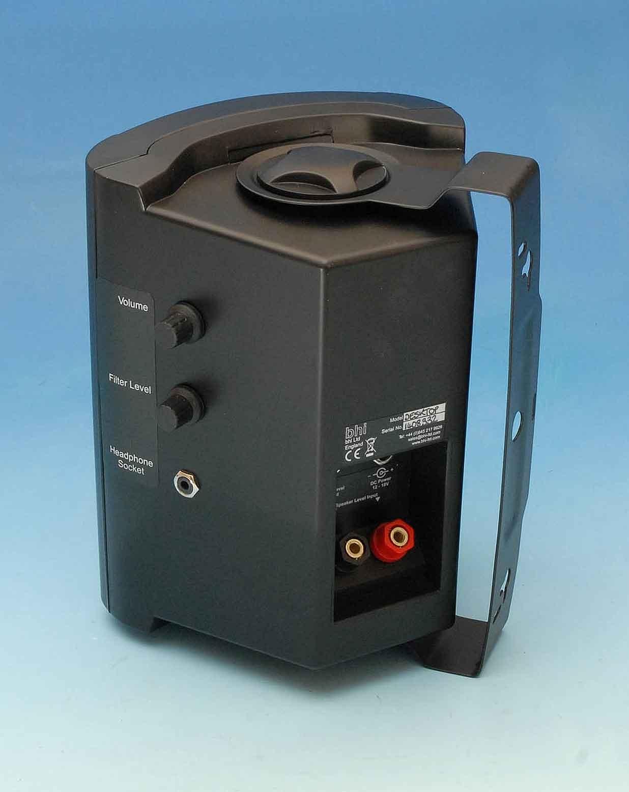 DESKTOP 10 watt DSP noise cancelling base station speaker