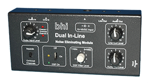 DSP Noise Cancelling In-line Modules
