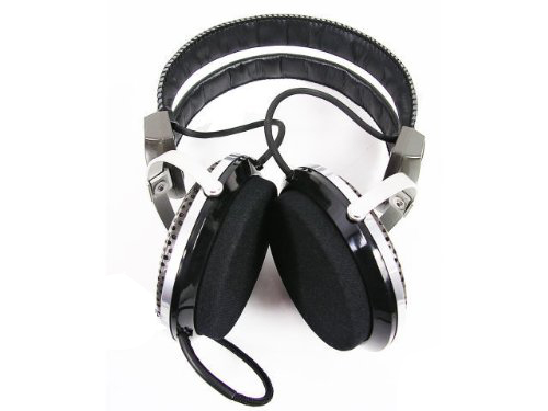 HS-5 Kenwood Deluxe Headphones